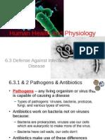 6 3 infectious disease