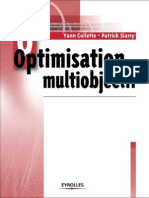 Optimisation multiobjectif
