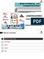Materiales de Construccion - Region Lambayeque