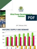 Pakistan Wind Power Arifalauddin 120309043614 Phpapp02