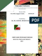 Cover Pneumotoraks