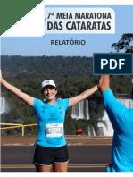 Relatório Meia das Cataratas 2013