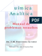 Quimica Analitica Con Problemas