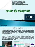 4. Taller de Vacunas
