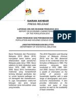 Web Release Ciri Ekonomi2010
