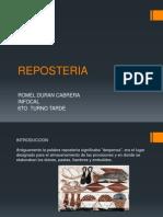 REPOSTERIA PPT