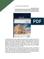 O Cairo+20 e a agenda da CIPD pós-2014