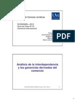 13-Ciencias Juridicas-Economia-Guia de Clase No 13- 2013