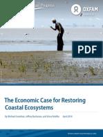 The Economic Case for Restoring Coastal Ecosystems