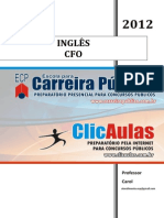 7495 APOSTILA Ingles - CFO - Professora Carol