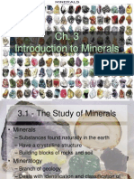 3 1 - introduction to minerals