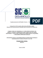 5.4 Instructivo de Planilla de Calculo de Remuneracion Variable