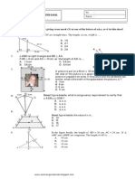 Soal Uts Matematika Smp Kelas Ix Semester Ganjil