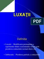 LUXATII