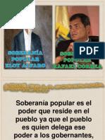Soberania Popular Eloy Alfaro