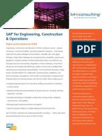 SAP B4 ECO SolutionBrief