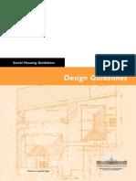 Social Dwellings Design Guidelines