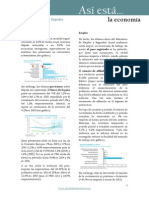 Crecimiento y empleo en España (Así está la economía abril 2014) Círculo de Empresarios