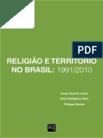 aula10_07abr14_ Religião e território no Brasil 1991-2010 Copy