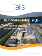 HUHTAMAKI Flexibles Italy - activated carbon solvent recovery