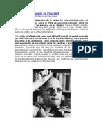 La Verdad y El Poder en Foucault