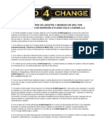 Contrato de Compra de Lingotes de Oro-spanish