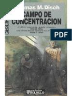 Thomas Disch - Campo de Concentracion
