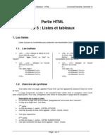 TD5-ListesTableaux