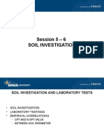 11 Soil Investigation