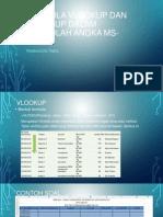Formula Vlookup Dan Hlookup Dalam Pengolah Angka Ms-excel