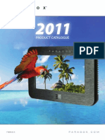Catalog Paradox 2011 v.1