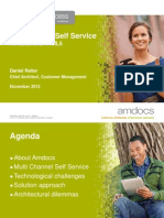 Amdocs and Html5-Mcss