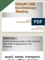Dictionary Use Psy