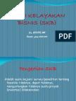 Studi Kelayakan Bisnis (Skb)