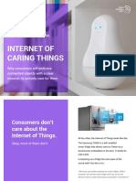 Internet of Caring Things - April 2014 Trend Briefing