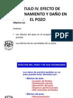 CAPÍTULO IV EFECTO DE ALMANENAMIENTO Y DAÑO DEL POZO