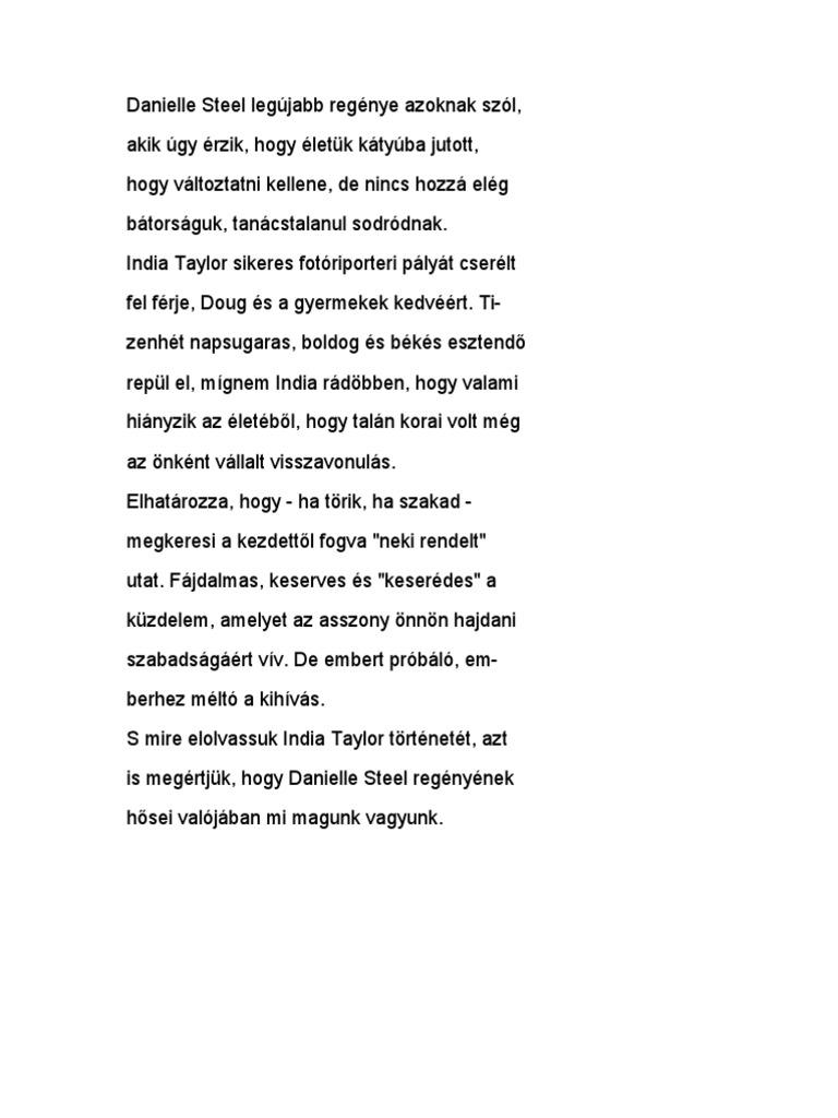 Danielle Steel - Keserédes 986a648090
