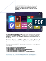 Activador Permanente Windows 8