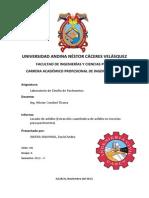 Informe Lavadoasfalto Rivera