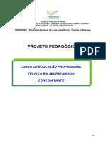 Projeto - Curso de Secretariado Concometante - Formatado (2)