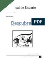 Manual de Usuario Descubre Mas