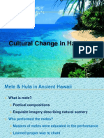 Hawaii Lecture