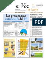 La Voz de Arroyo. Nº Marzo 2014 www.pia-arroyomolinos.com