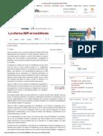 La Reforma SEP en Bachillerato _ EDITORIAL (21 de Abr 2012)