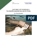 CRISIS ELECTRICA EN VENEZUELA