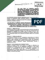 PL 2957-2013 -Comisión Tca de revisión de expedientes d cesados en SIMA el 88