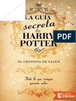 La Guia Secreta de Harry Potter - El Cronista de Salem