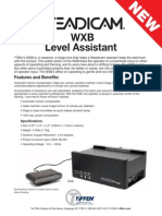 Steadicam WXB Ss