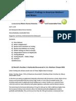 Glyphosate Testing Full Report