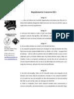 Regulamento de Concurso de Djs Queima das Fitas 2014